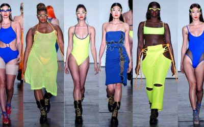 NYFW Bandelettes® Collaboration With Chromat