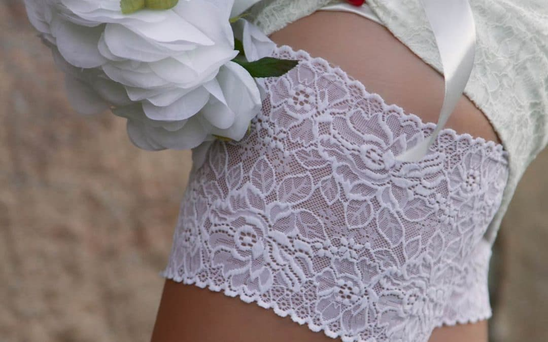 These Wedding Lingerie Accessories Keep Brides Comfortable